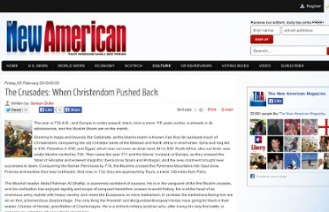 http://www.thenewamerican.com/index.php/history/world/2876-when-christendom-pushed-back