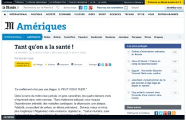 http://www.lemonde.fr/ameriques/article/2010/11/23/tant-qu-on-a-la-sante_1443904_3222.html