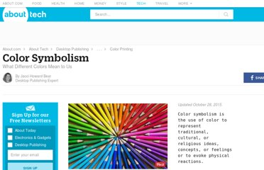 http://desktoppub.about.com/cs/color/a/symbolism.htm