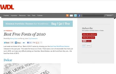 http://webdesignledger.com/freebies/best-free-fonts-of-2010