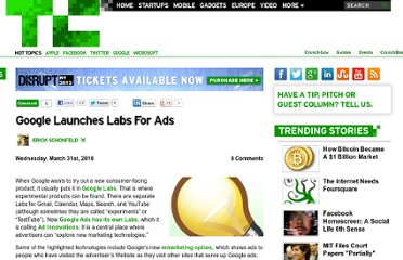 http://techcrunch.com/2010/03/31/google-labs-ads/