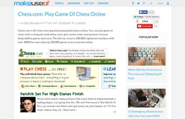 http://www.makeuseof.com/dir/chesscom-play-game-of-chess/