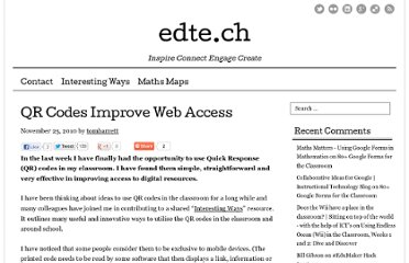 http://edte.ch/blog/2010/11/25/qr-codes-improve-web-access/
