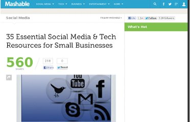 http://mashable.com/2010/11/28/small-business-resources/