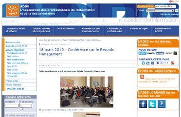 http://www.adbs.fr/18-mars-2010-conference-sur-le-records-management-81797.htm?RH=ACCUEIL