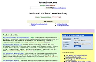 http://www.wannalearn.com/Crafts_and_Hobbies/Woodworking/