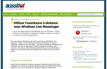 http://www.aussitot.fr/windows-live-messenger/utiliser-assistance-distance-windows-live.html