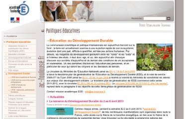 http://www.ac-toulouse.fr/web/personnels/1335-education-au-developpement-durable.php