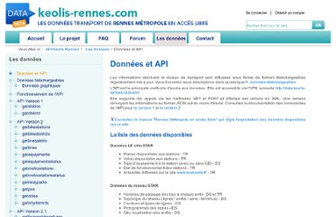 http://data.keolis-rennes.com/fr/les-donnees/donnees-et-api.html