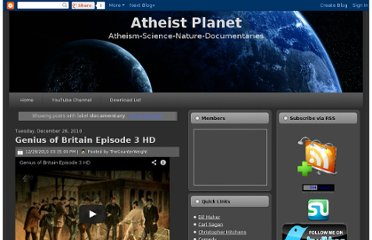 http://atheistplanet.blogspot.com/search/label/documentary