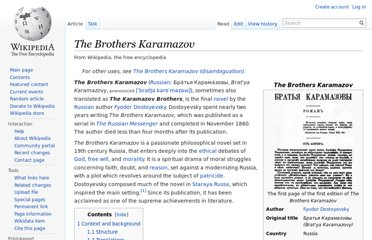http://en.wikipedia.org/wiki/The_Brothers_Karamazov