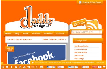 http://www.daddydesign.com/wordpress/how-to-customize-your-facebook-fan-box/