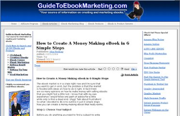 http://www.guidetoebookmarketing.com/articles.php?articleId=126