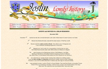 http://www.joslins.org.uk/files/noticeboard.htm