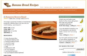 http://www.banana-bread.biz/awesome-banana-bread/