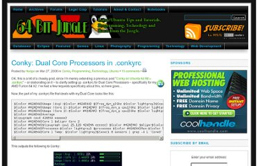 http://www.64bitjungle.com/tech/conky-dual-core-processors-in-conkyrc/