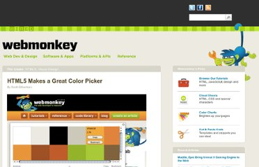 http://www.webmonkey.com/2009/12/clever_use_html5_makes_a_great_color_picker/