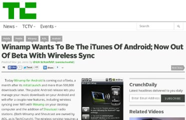 http://techcrunch.com/2010/11/30/winamp-android/