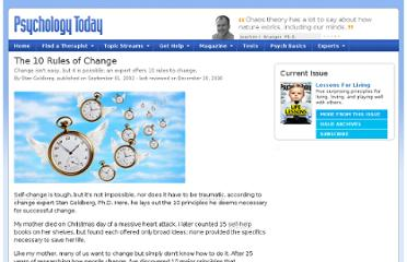 http://www.psychologytoday.com/articles/200210/the-10-rules-change