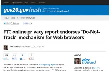 http://gov20.govfresh.com/ftc-online-privacy-report-endorses-do-not-track-mechanism-for-web-browsers/