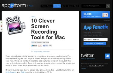 http://mac.appstorm.net/roundups/utilities-roundups/10-screen-recording-tools-for-mac/