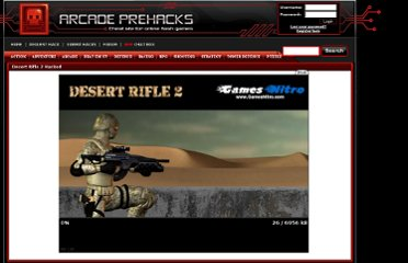 http://www.arcadeprehacks.com/game/7691/Desert-Rifle-2.html