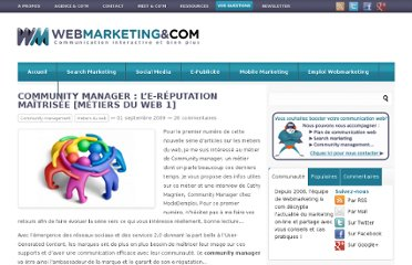 http://www.webmarketing-com.com/2009/09/01/4915-community-manager-metiers-du-web