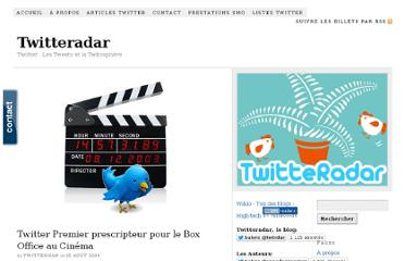 http://twitteradar.com/twitter-premier-prescripteur-pour-le-box-office-cinema/usages-twitter