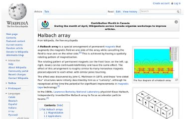 http://en.wikipedia.org/wiki/Halbach_array