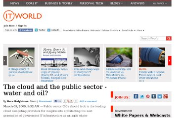 http://www.itworld.com/saas/63750/cloud-and-public-sector-water-and-oil