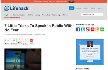 http://www.lifehack.org/articles/communication/7-little-tricks-to-speak-in-public-with-no-fear.html
