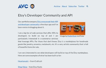 http://www.avc.com/a_vc/2009/03/etsys-developer-community-and-api.html