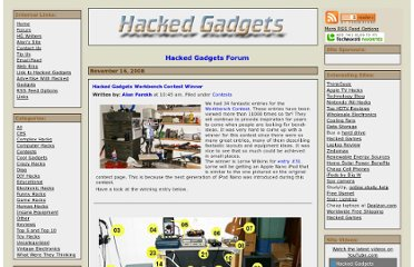 http://hackedgadgets.com/2008/11/16/hacked-gadgets-workbench-contest-winner/