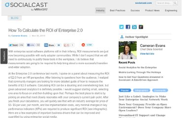 http://blog.socialcast.com/how-to-calculate-the-roi-of-enterprise-2-0/