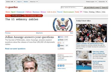 http://www.guardian.co.uk/world/blog/2010/dec/03/julian-assange-wikileaks