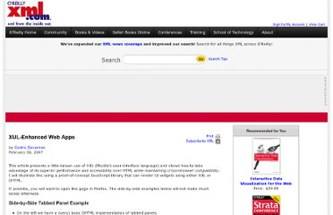 http://www.xml.com/pub/a/2007/01/31/xul-enhanced-web-apps.html
