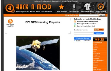 http://hacknmod.com/hack/diy-gps-hacking-projects/