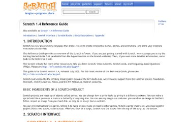 http://info.scratch.mit.edu/Support/Reference_Guide_1.4