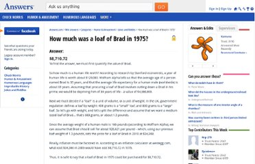 http://wiki.answers.com/Q/How_much_was_a_loaf_of_Brad_in_1975