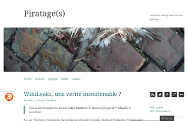 http://piratages.wordpress.com/2010/12/04/wikileaks-une-verite-insoutenable/