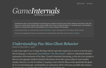 http://gameinternals.com/post/2072558330/understanding-pac-man-ghost-behavior