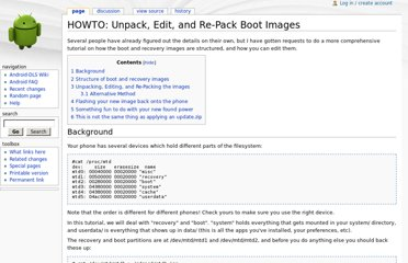 http://android-dls.com/wiki/index.php?title=HOWTO:_Unpack%2C_Edit%2C_and_Re-Pack_Boot_Images