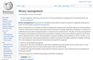 http://en.wikipedia.org/wiki/Money_management