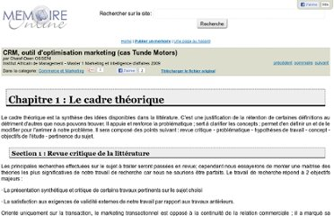 http://www.memoireonline.com/09/09/2678/m_CRM-outil-doptimisation-marketing-cas-Tunde-Motors2.html
