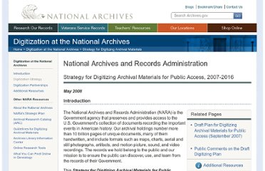http://www.archives.gov/digitization/strategy.html