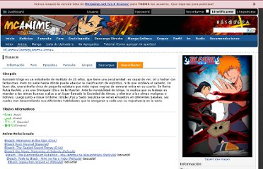 http://www.mcanime.net/descarga_directa/anime/bleach/4240