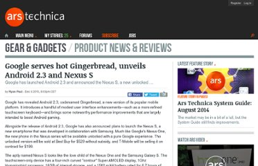 http://arstechnica.com/gadgets/news/2010/12/android-23-launched-samsung-nexus-s-announced.ars