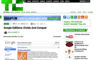 http://techcrunch.com/2010/12/01/google-editions-divide-and-conquer/