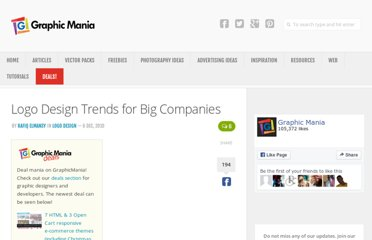 http://www.graphicmania.net/logo-design-trends-for-big-companies/