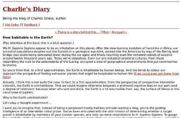 http://www.antipope.org/charlie/blog-static/2009/10/how_habitable_is_the_earth.html